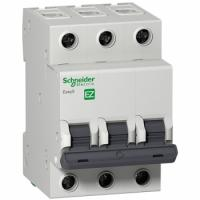 Выкл. авт. EASY 9 3П 50А С 4,5кА 400В (4шт ) Schneider Electric
